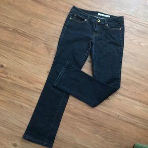DKNY straight leg size 8